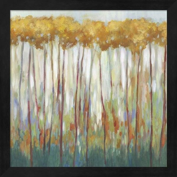 Allison Pearce 'By the Distance II' Framed Art