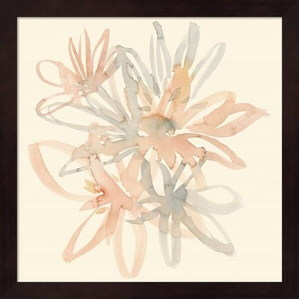 Chariklia Zarris 'Portia II' Framed Art