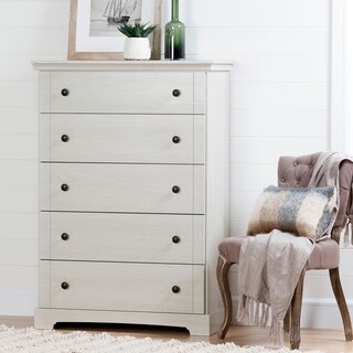 South Shore Lilak 5-Drawer Chest