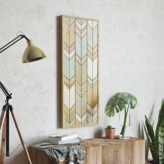 Exton Modern Arrow Wall Decor - N/A