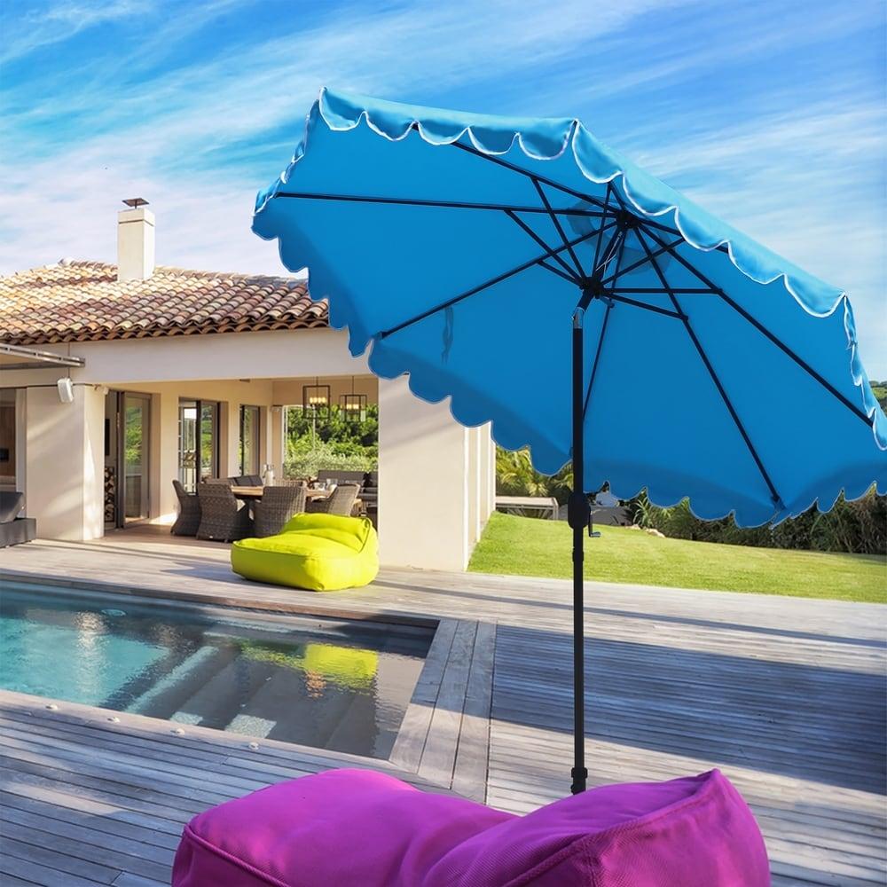 Size 8 Ft Patio Umbrellas Online At