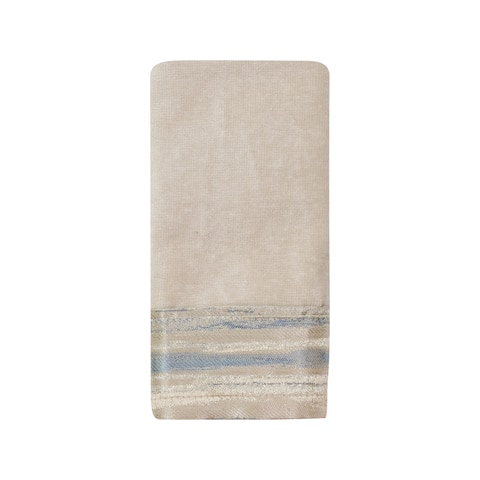 Croscill Darian Velour Fingertip Towel
