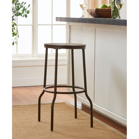 Simple Living Calvin 24-inch Counter Stool