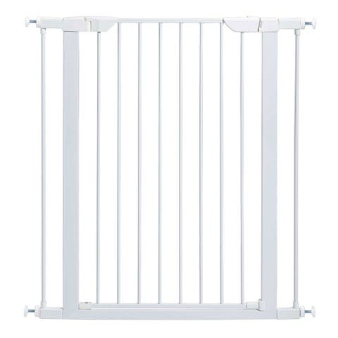 Midwest Glow in the Dark Steel Pressue Mount Pet Gate Tall