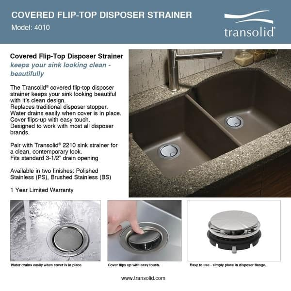 Transolid Aversa Granite 33 In Drop In Kitchen Sink Kit With Faucet Grids Strainers And Drain Installation Kit On Sale Overstock 29057397