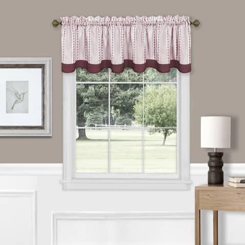 The Gray Barn Amber Sweet Window Curtain Valance