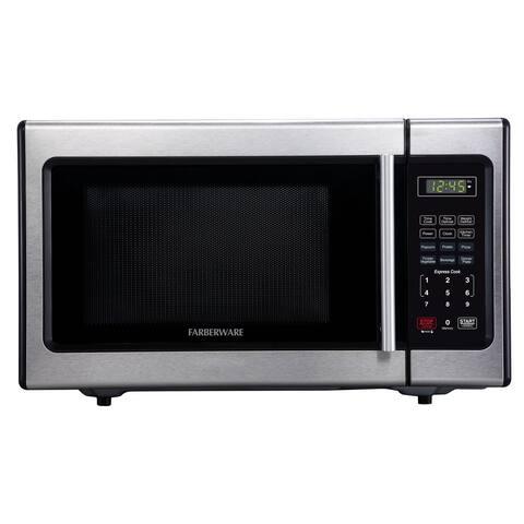 Farberware Classic 0.9 Cu. Ft. 900-Watt Microwave Oven