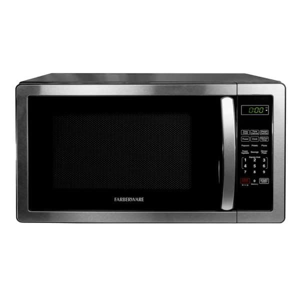 1 Cu Ft 1000 Watt Microwave Oven