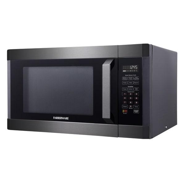 1 6 Cu Ft 1300 Watt Microwave Oven