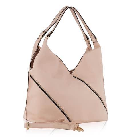 MKF Collection Francelle Hobo Bag by Mia K. Farrow