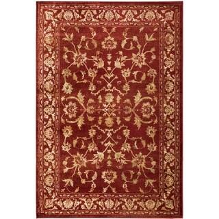 Copper Grove Coevorden Vintage Persian Pattern Area Rug