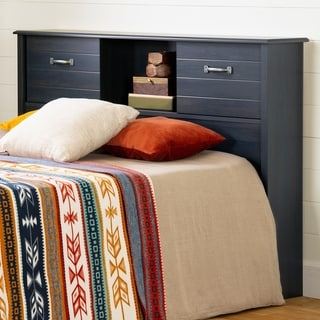 Link to South Shore Asten Bookcase Headboard with Doors, Fall Oak Similar Items in Kids' & Toddler Furniture