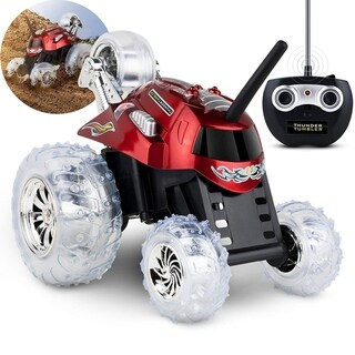 Toy RC Monster Spinning Car