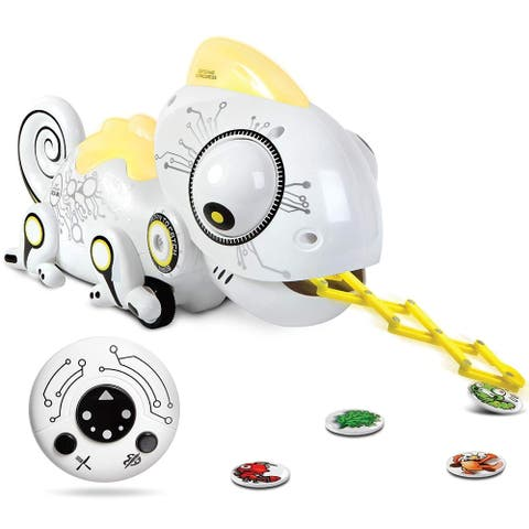 Toy RC Robotic Hungry Chameleon
