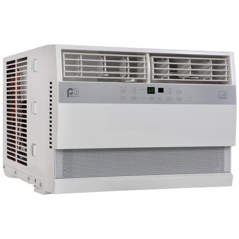 Pa Perfect Aire 6PAC12000 12K BTU White Flat Panel Air Conditioner