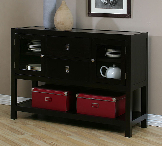 Norwich Two-drawer Console Table - Thumbnail 0