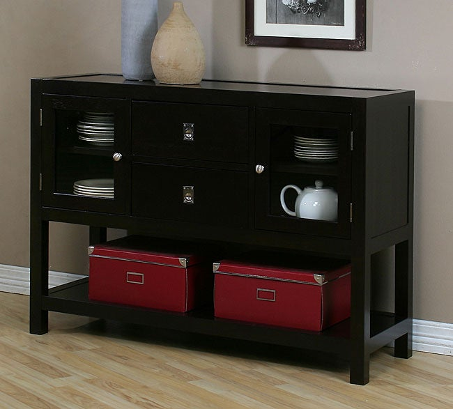 Norwich Two Drawer Console Table Free Shipping Today