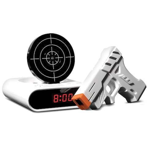 Game Alarm Clock Shooting Target