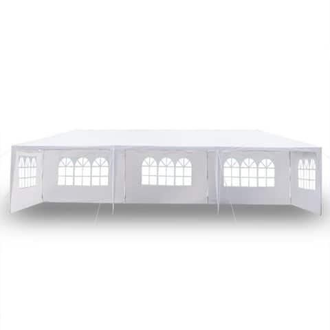 3X9m Upgrade Spiral Interface Wedding Party Canopy Tent 5sides - 5-Sides