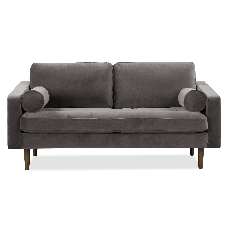 Bockalt 72 Inch Fabric Apartment Sofa