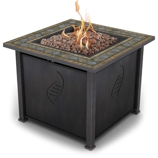 Bond Rockwell Gas Fire Table