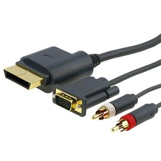 INSTEN Premium VGA Cable for Microsoft Xbox 360