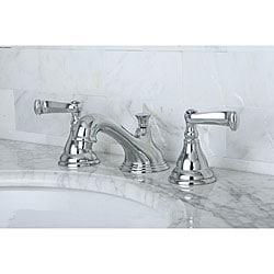 Royale Widespread Chrome Bathroom Faucet