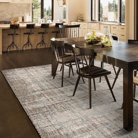 Copper Grove Ribnita Indoor/Outdoor Area Rug