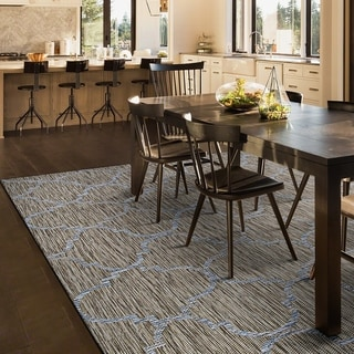 Copper Grove Riscani Tan and Ivory Indoor/Outdoor Area Rug