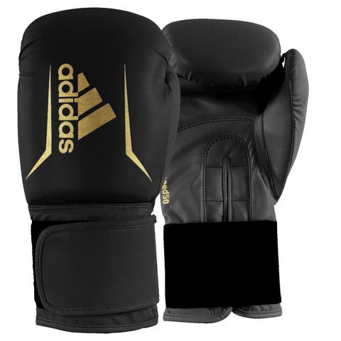 adidas Speed 50 PU Boxing Gloves - N/A