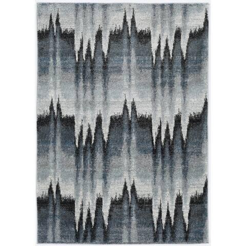 Strick & Bolton Mid-century Abstract Rhythm Area Rug