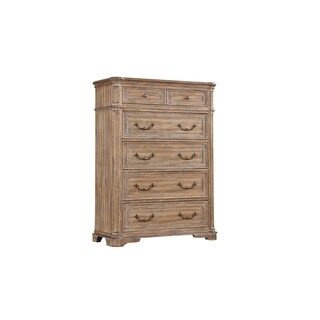 Emerald Home Oakhurst Traditional 6-Drawer Chest