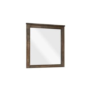 Emerald Home Glenbrook Rustic Contemporary Mirror