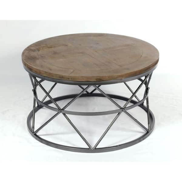 Super Emerald Home Topez Contemporary Round Coffee Table Andrewgaddart Wooden Chair Designs For Living Room Andrewgaddartcom