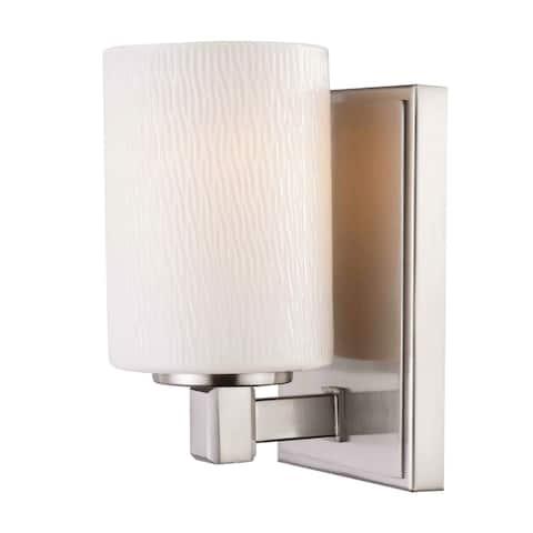 Woodbridge Lighting 19051 Salina 1-Light Bath/ Wall Sconce