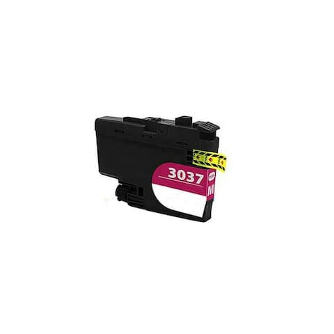 1PK Compatible LC3037BK Ink Cartridge for Brother MFC-J5845's J5945's J6545's J6945's (Pack of 1)