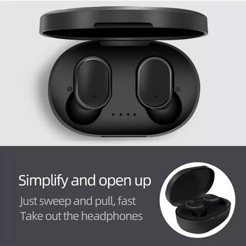 Mini Wireless Bluetooth Earphone Bluetooth 5.0 Earbuds Stereo in Ear Wireless Earphone with Charging Case