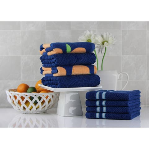 Freshee (8) Piece Kitchen Assortment - Solid/Print