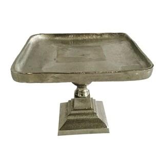 Vivi 6-inch Silver Pedestal