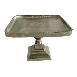 Vivi 8-inch Silver Pedestal