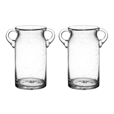 A&B Home Clear 10-inch Ice Buckets (Set of 2)