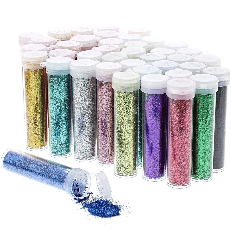 20 grams Fine Art Craft Nail Glitter Choose Lavendar or Purple