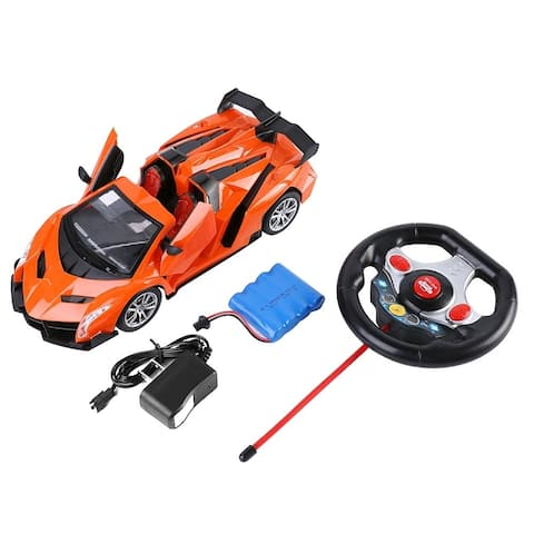 Remote Control RC Speedy GT Series Style Sports Super Car Racer
