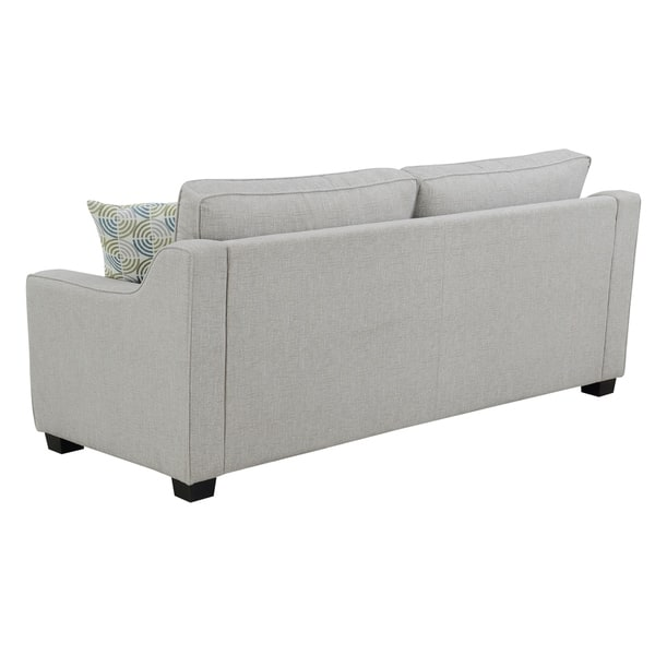 Shop Emerald Home Berkley Contemporary Queen Sleeper Sofa ...