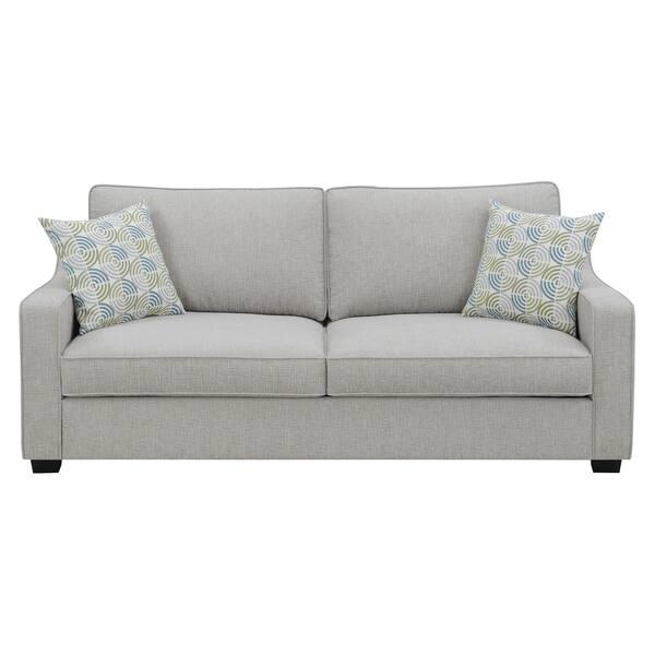Amazing Shop Emerald Home Berkley Contemporary Queen Sleeper Sofa Dailytribune Chair Design For Home Dailytribuneorg