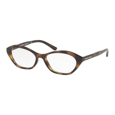 Michael Kors Rx MK4052 Minorca Dark Tortoise Women Eyeglasses
