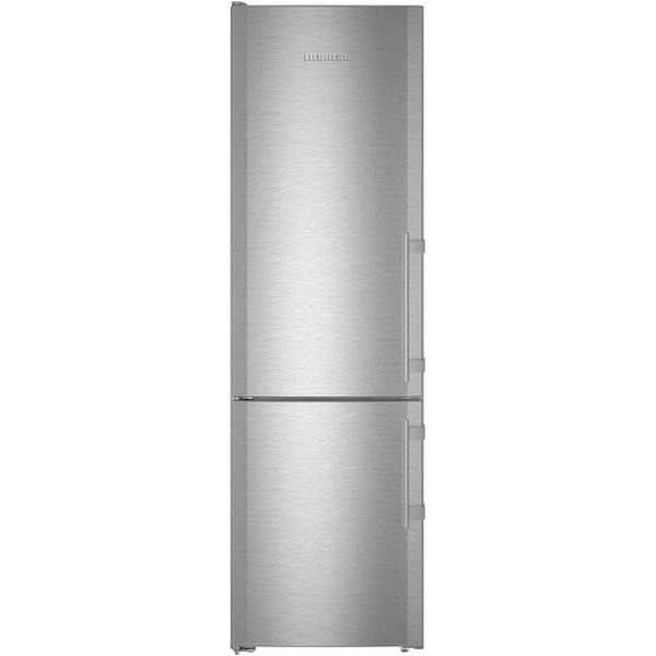 Liebherr CS 1321 24 inch Stainless Steel Bottom Freezer Refrigerator. Opens flyout.