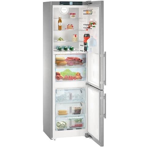 Liebherr CBS 1360 24 inch Stainless Steel Bottom Freezer Refrigerator