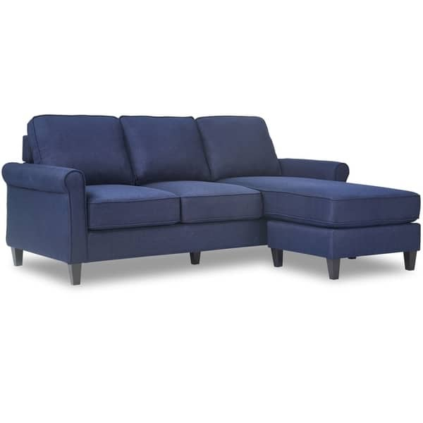 Fabulous Shop Serta Harmon Sectional Free Shipping Today Gmtry Best Dining Table And Chair Ideas Images Gmtryco