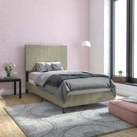 Porch & Den Bledsoe Upholstered Bed